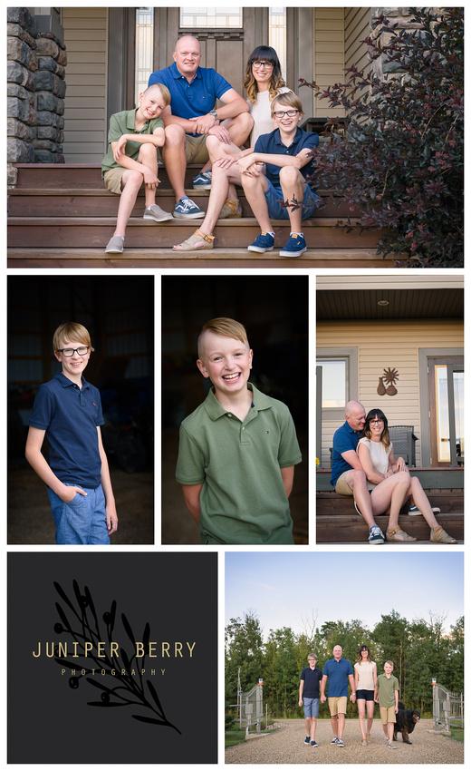 Family photography, Barrhead, Alberta, Portrait photographer, Juniper Berry,
