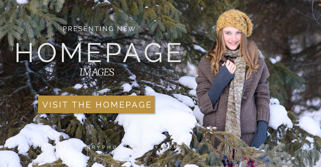 Click to see fresh homepage images