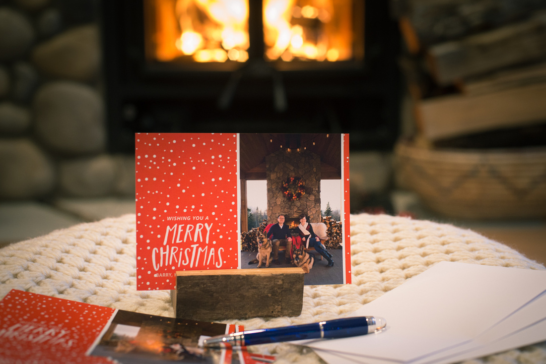 Christmas card traditions