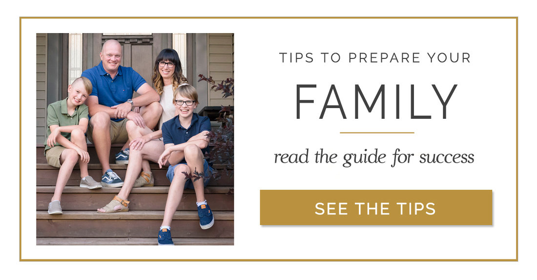 Family photo shoot, guidance, tips, guide