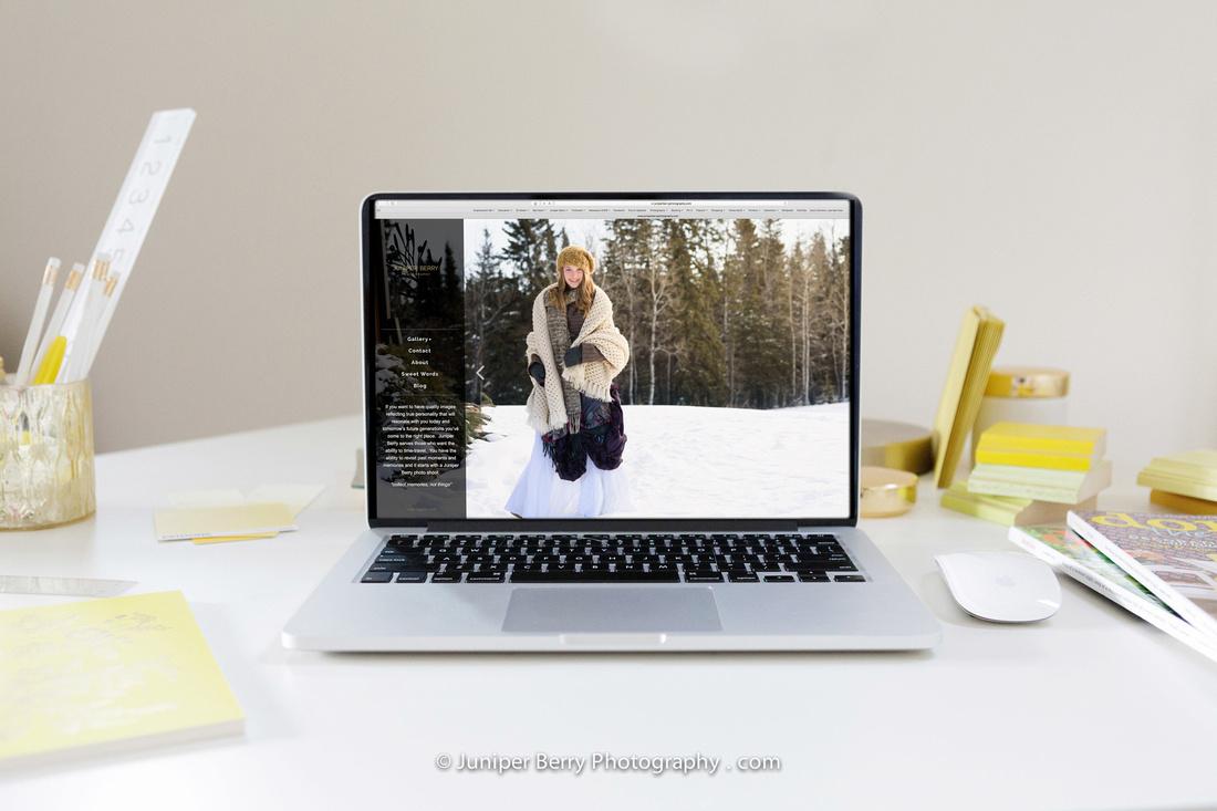 Juniper Berry's Website