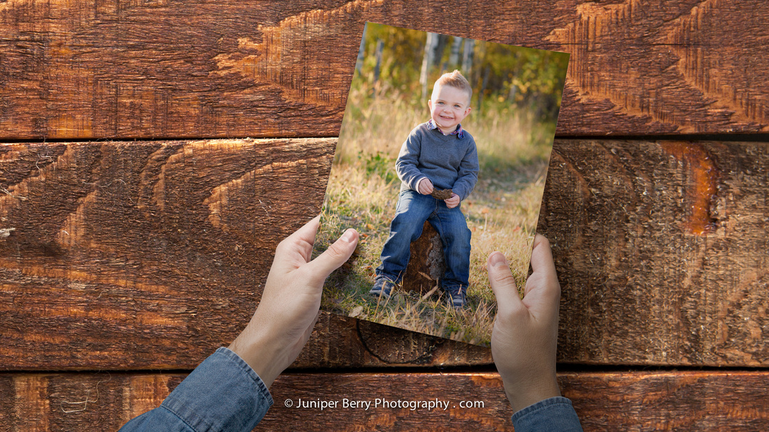 Fall portrait photography at Elbow Tree with Juniper Berry