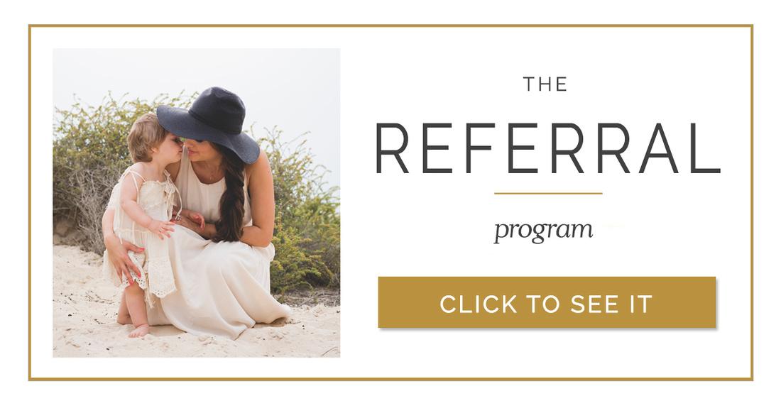 Juniper Berry's Referral Program