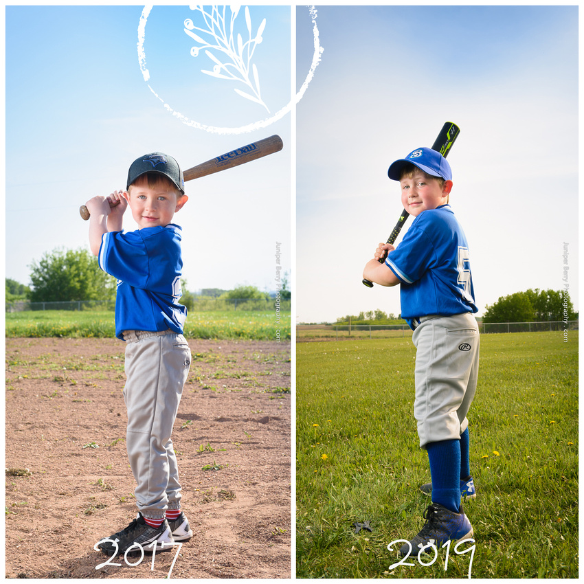 small town minor ball sports photography