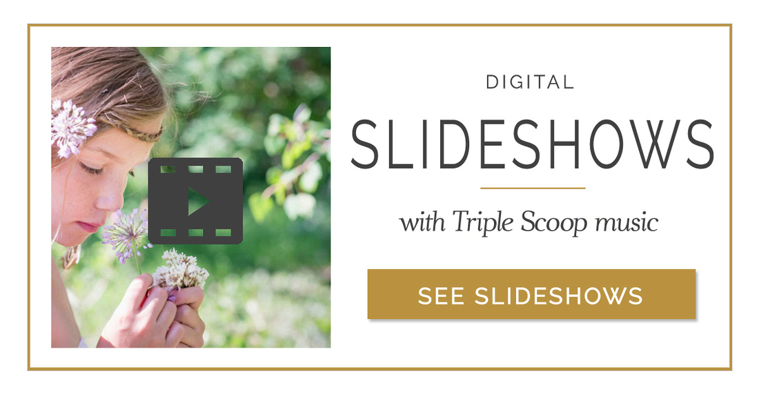 slideshows to music licensed by Triple Scoop