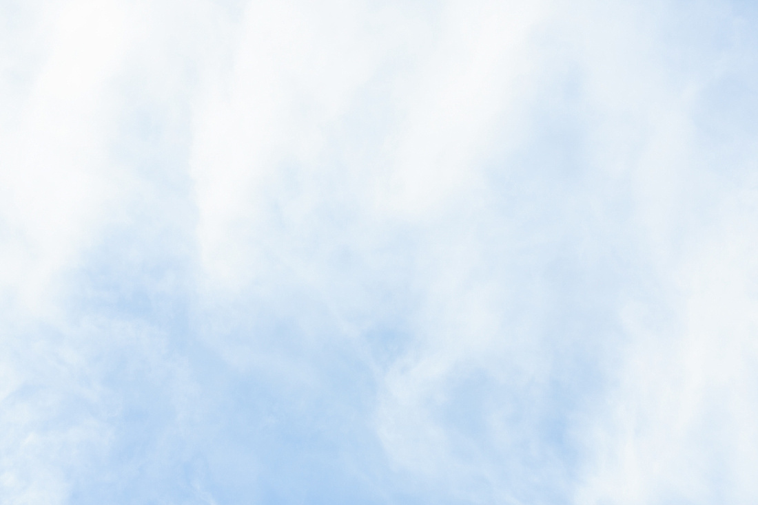 Blue Alberta Sky