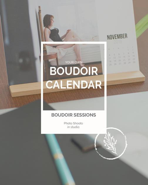Alberta Boudoir, Calendar