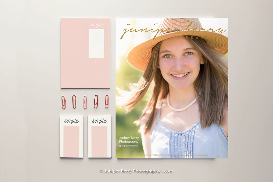 See the summer magazine and be inspired for your photo shoot